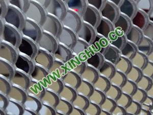 SCALE HOLE PERFORATED METAL
